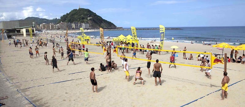 torneo voley playa