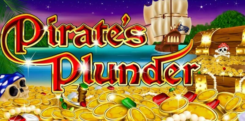 tragaperras pirates plunder