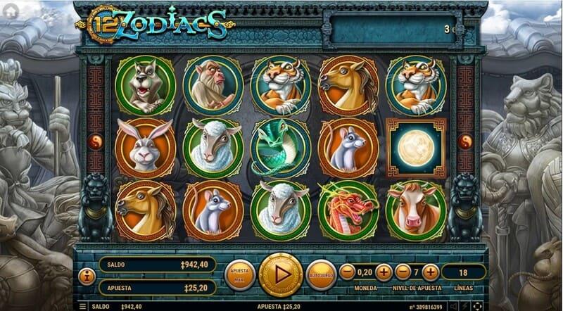 horóscopo chino apostar slot