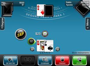 blackjack somar 17