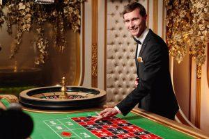 roleta jogo casino