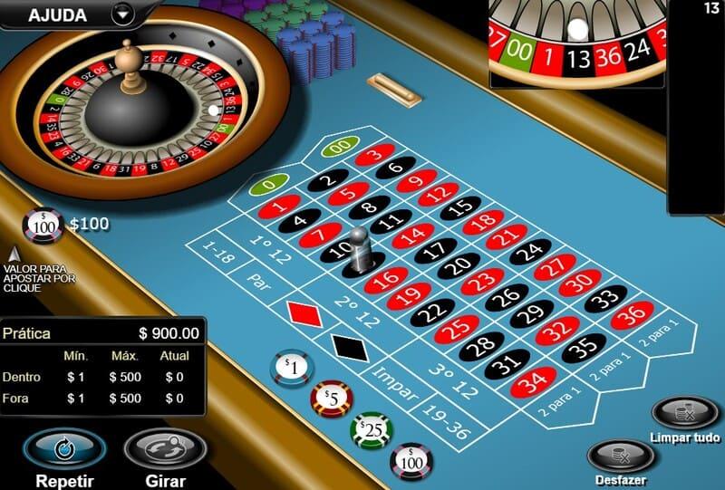 aposta classic american roulette