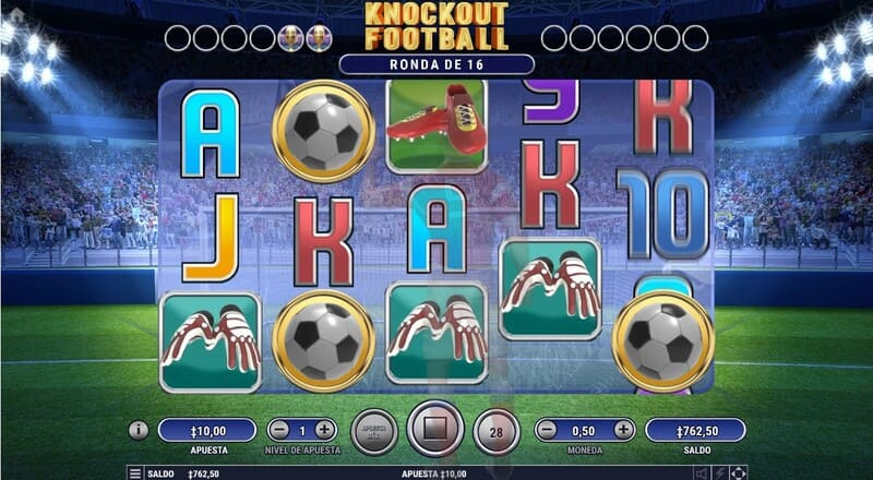 apostar knockout football