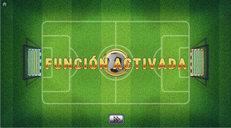 funcion activada knockout football
