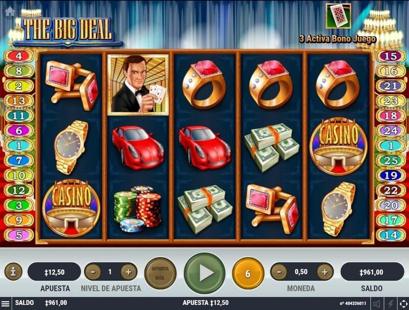 juegos casino música