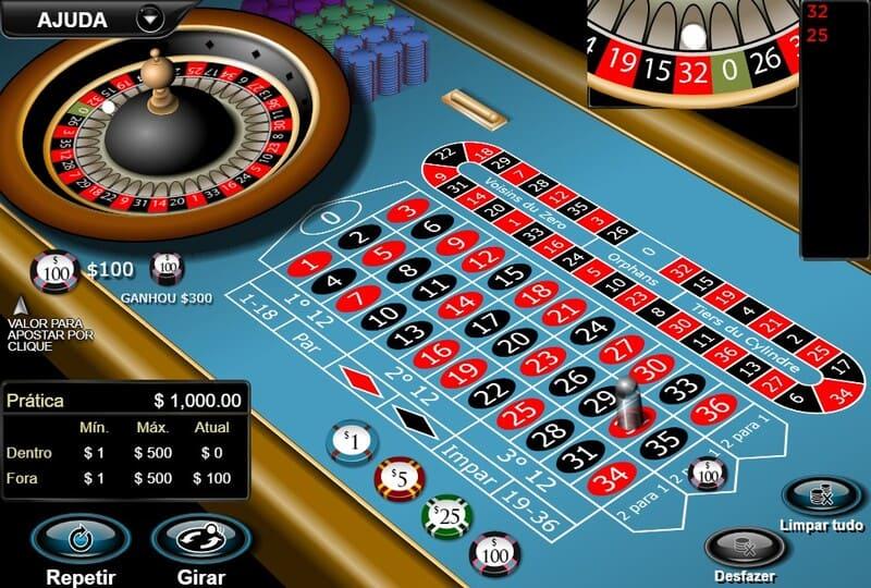premio classic european roulette
