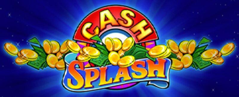 cash splash primera tragamonedas