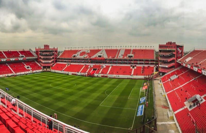 estadio independiente avellaneda