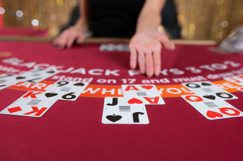 jogar speed blackjack 1