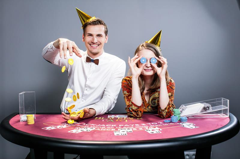 aposta blackjack party