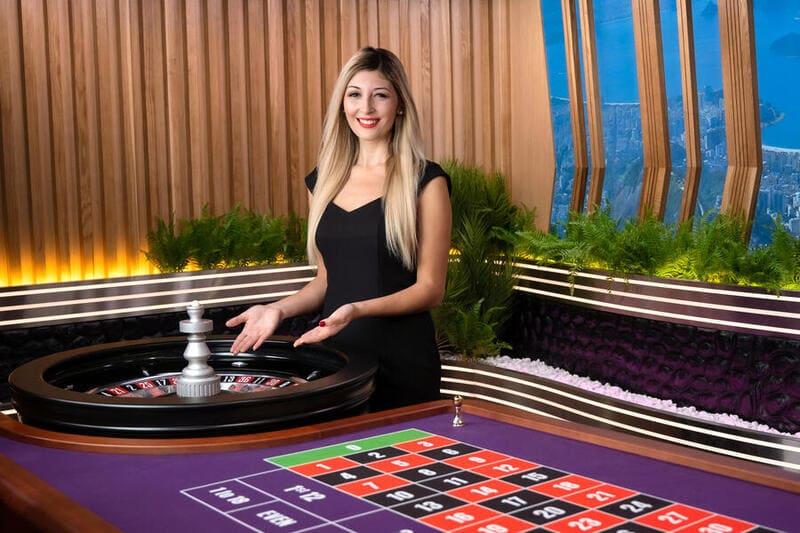 brazilian roulette dealer
