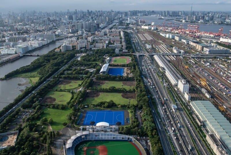 estadios tokio juegos olimpicos