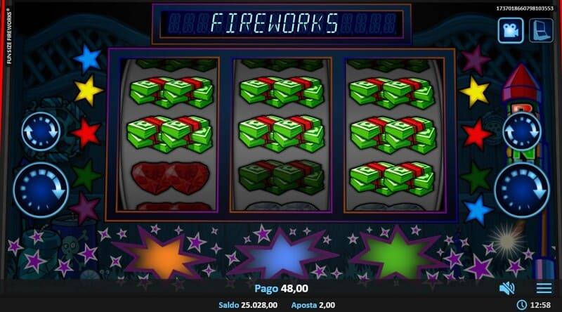 ganhar funsize fireworks
