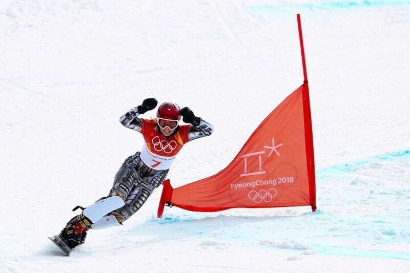 snowboard pyeongchang juegos olimpicos