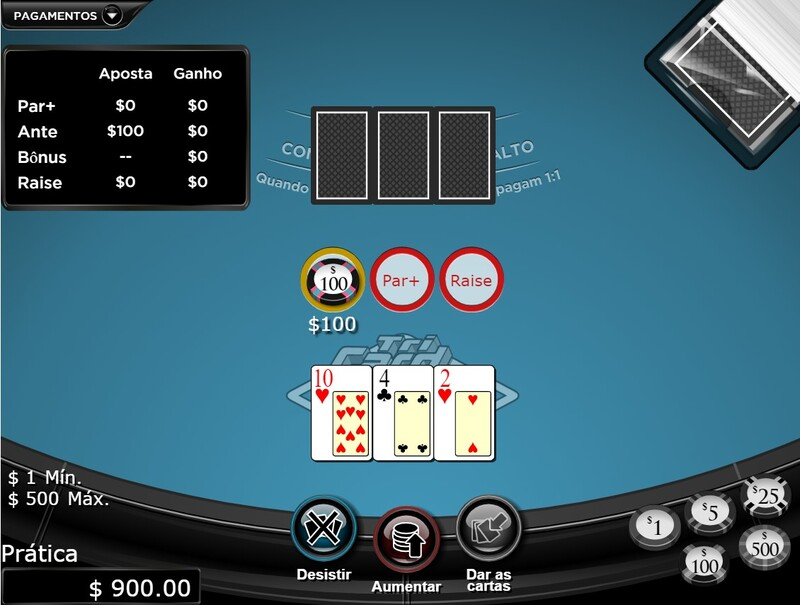 torneio poker online