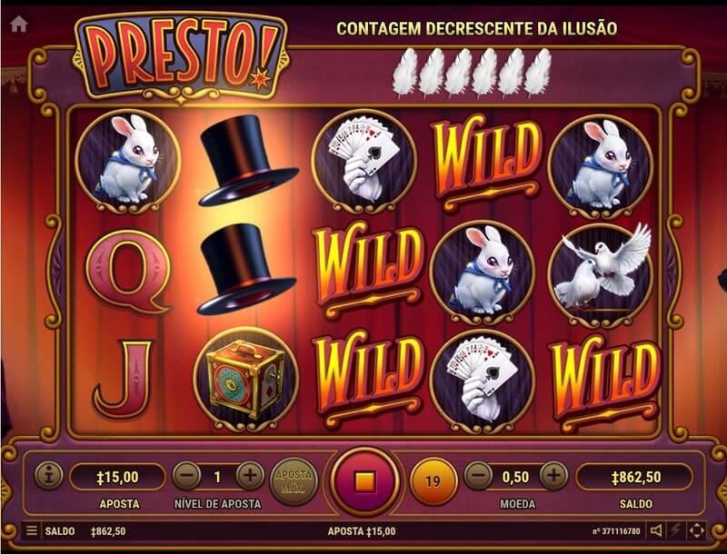 wild slot online