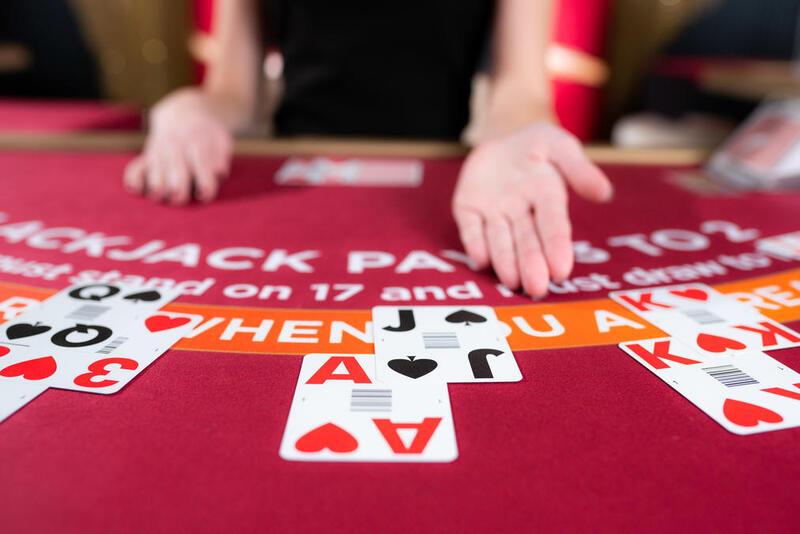 blackjack casino vivo
