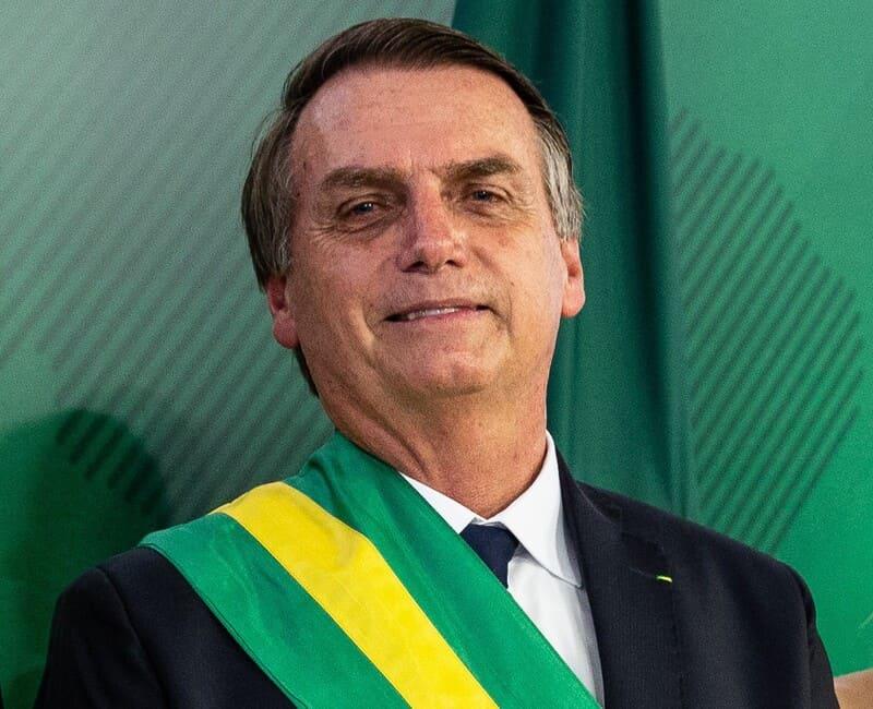 bolsonaro presidente atual brasil