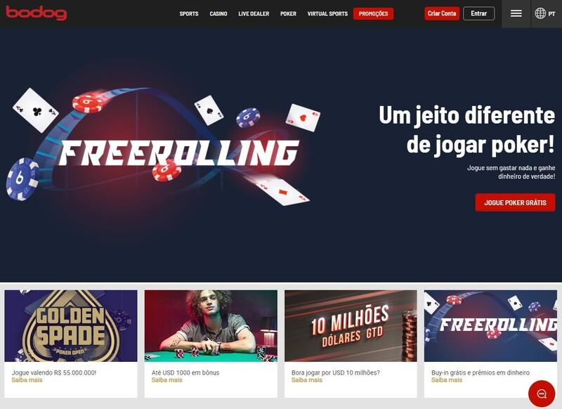 freerolling poker