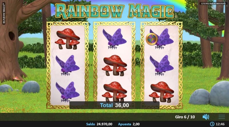 ganar rainbow magic