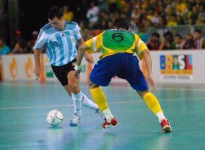 jogadores futsal