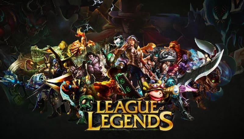 league legends esports
