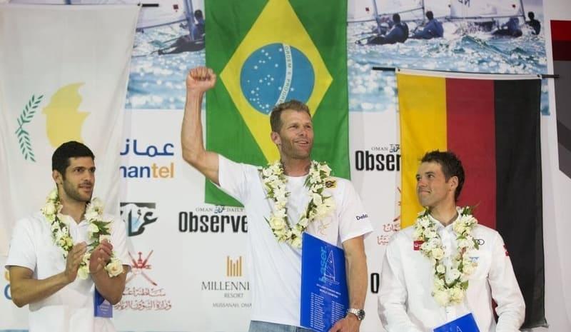robert scheidt medalhistas brasileiros