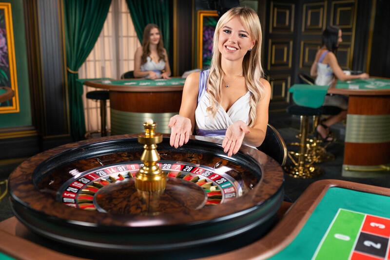 roleta casino vivo