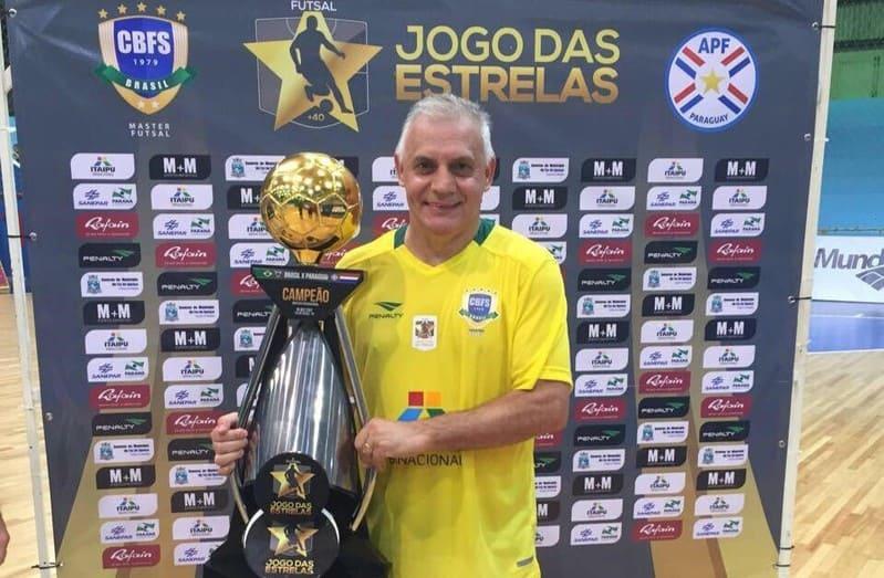 serginho jogadores brasileiros futsal