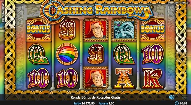 bonus cashing rainbows