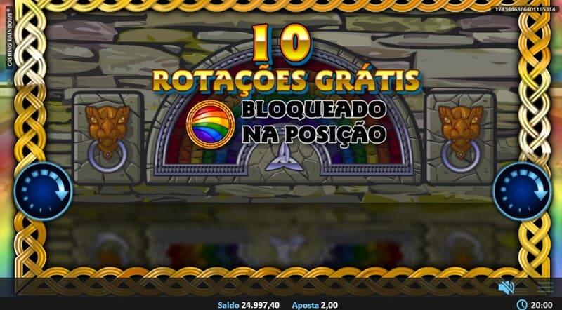 rotacoes gratis cashing rainbows