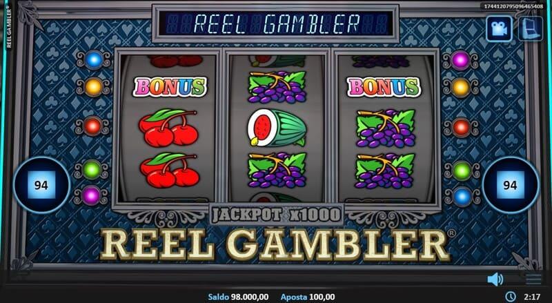bonus reel gambler