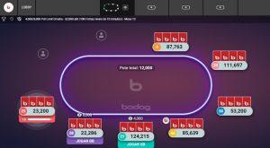 button poker