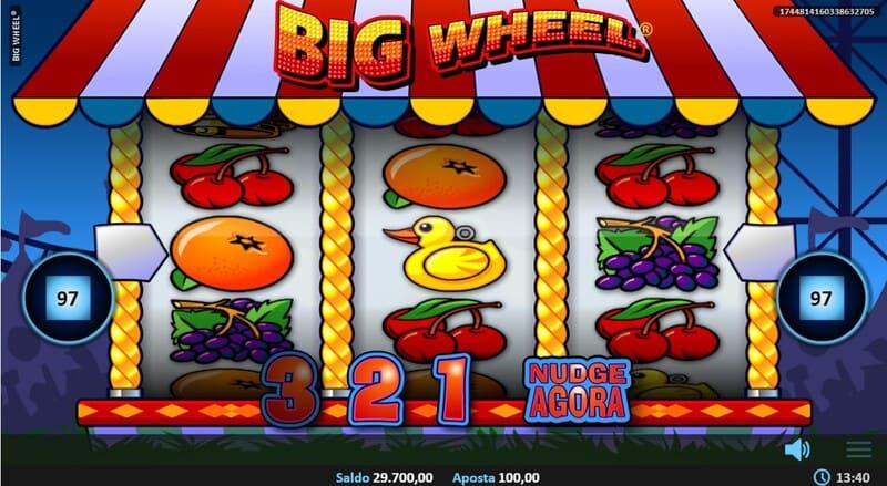circo big wheel