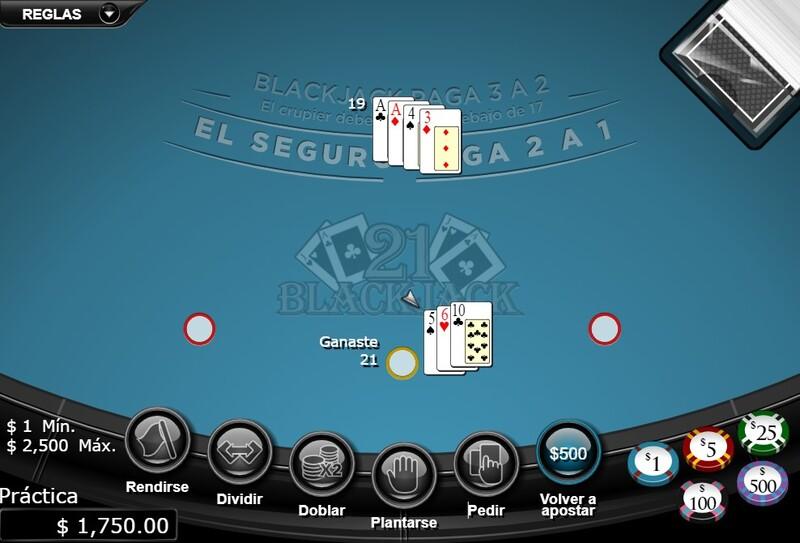 dinamico blackjack poker