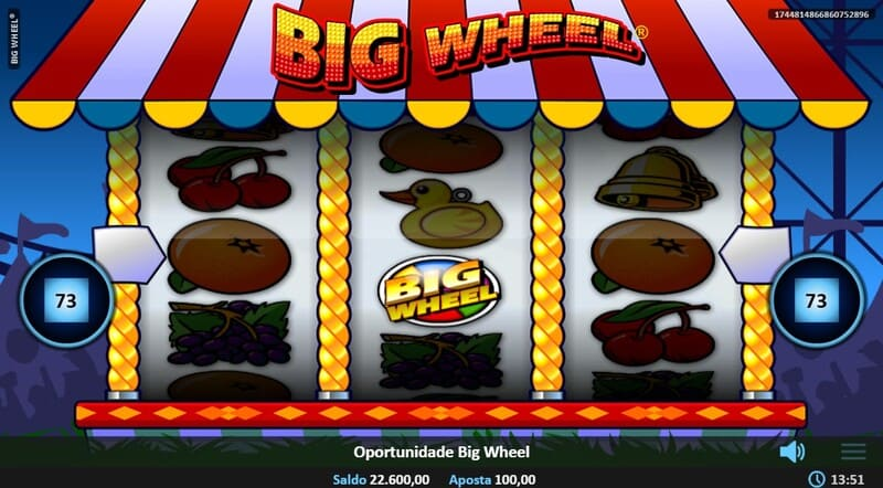 funcao big wheel