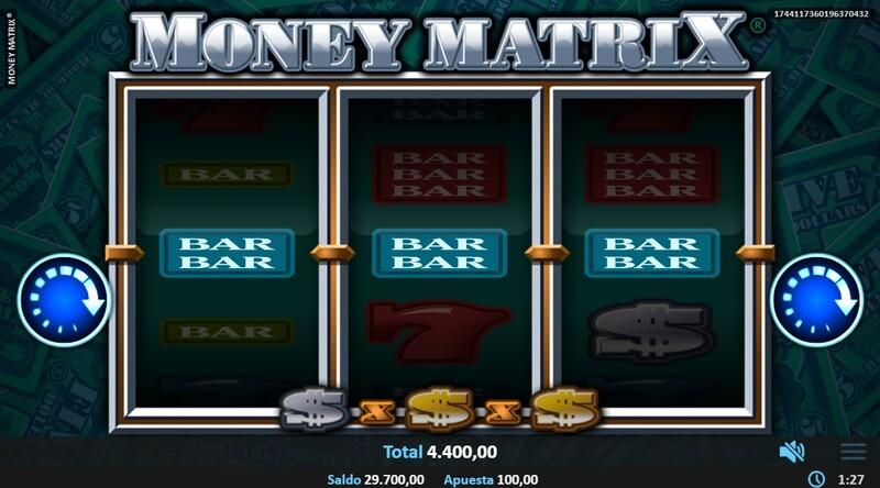 ganar money matrix
