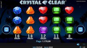 ganhar crystal clear