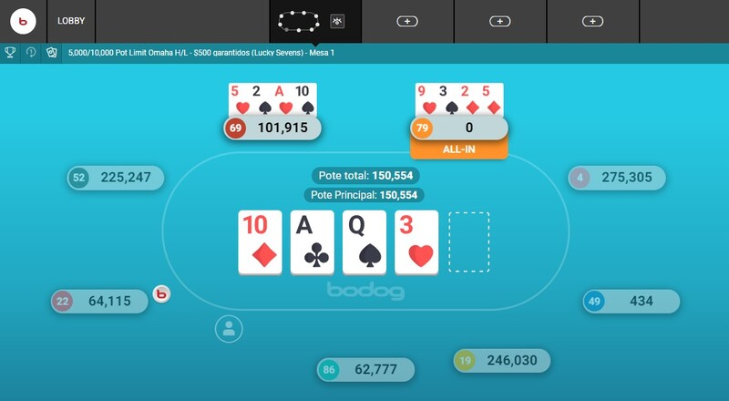 jogadas poker