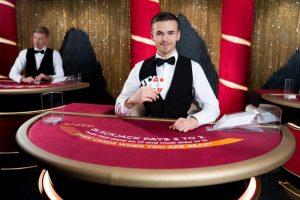 presencia dealer casino