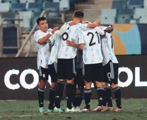 seleccion argentina copa america