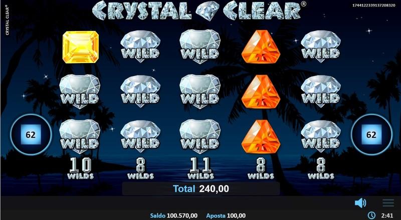 wild crystal clear