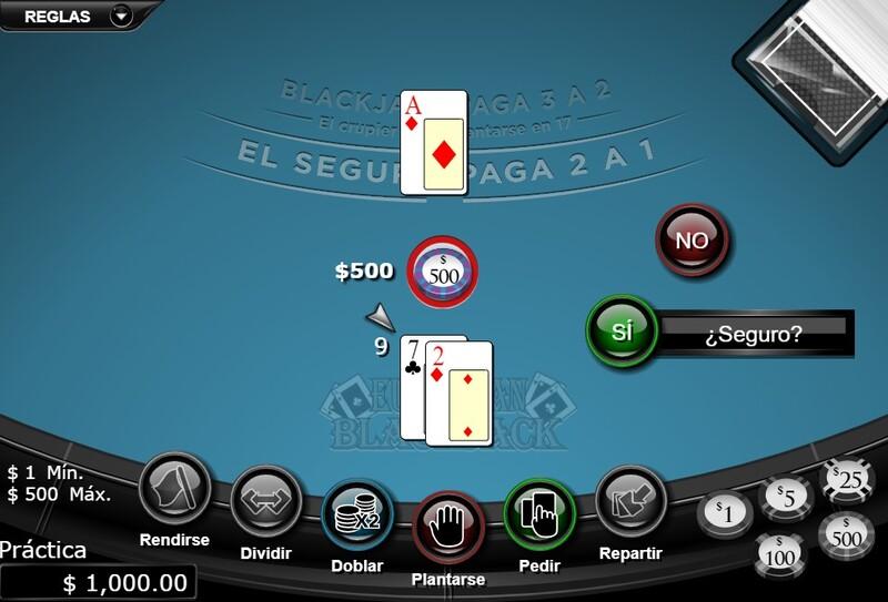 apuestas blackjack