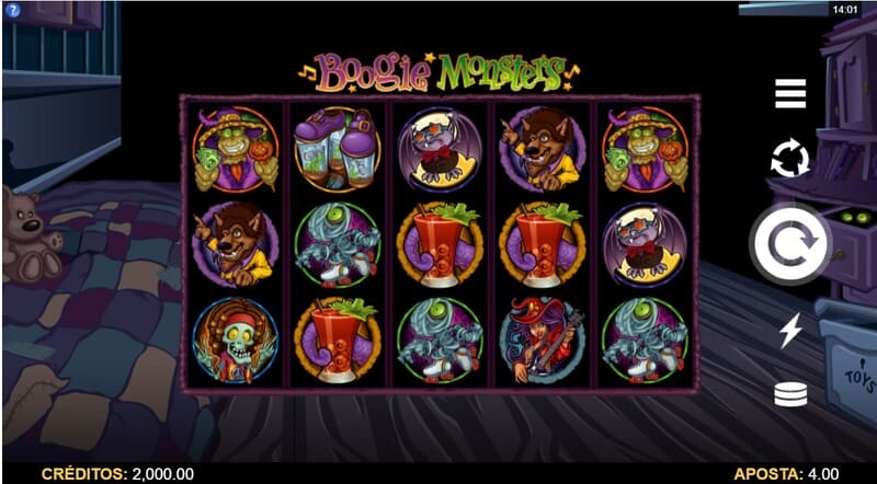 icones boogie monsters