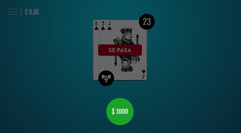 jugadas blackjack