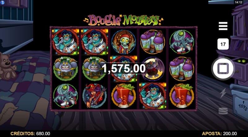pagamento boggie monsters