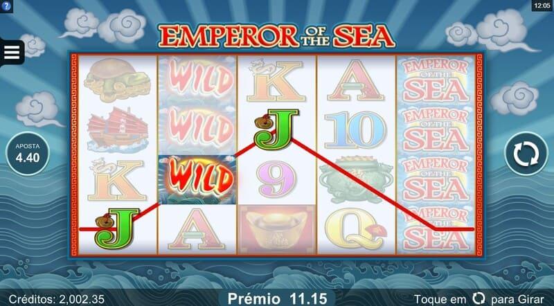wild emperor sea