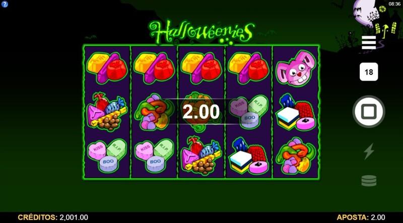 aposta caca niqueis halloween