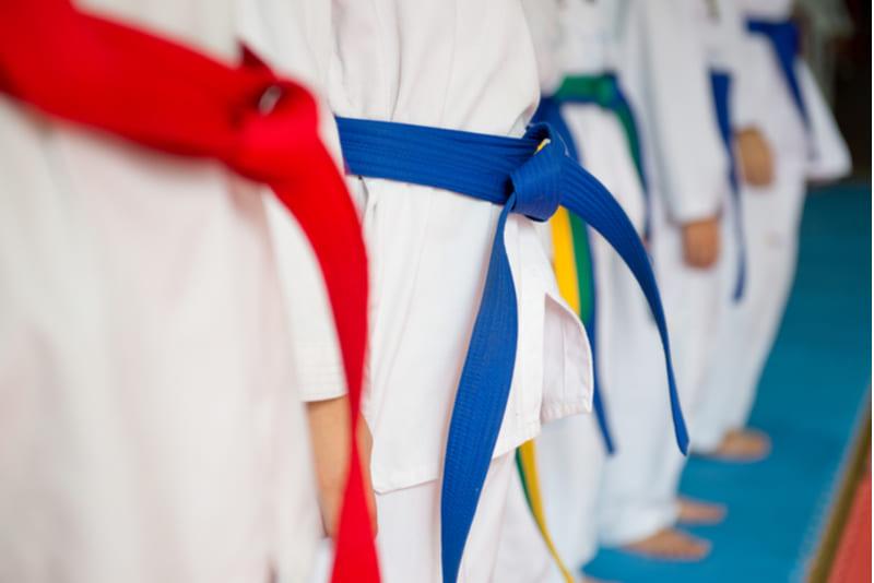 cintas taekwondo