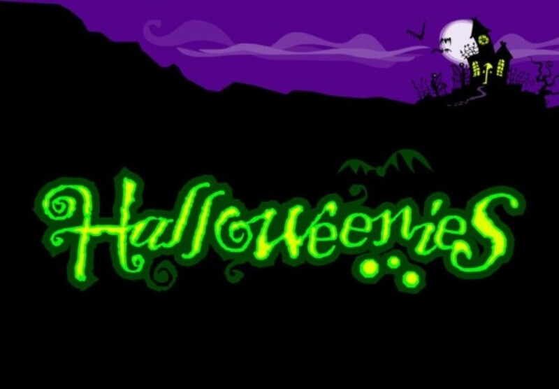 halloweenies caca niqueis halloween